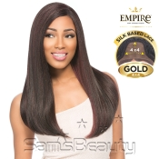 Sensationnel Synthetic Lace Front Wig Empress Edge 4X4 Swiss Silk Based Vivica