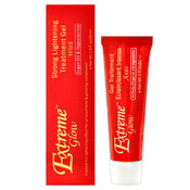 Extreme Glow Strong Lightening Treatment Gel with Argan Oil AMP; Vegeclairine 1oz