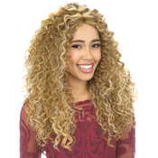 New Born Free Synthetic Lace Front Wig Curved Part Magic Lace MLC193