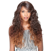 Sensationnel Synthetic Hair Wig Totally Instant Weave Rose