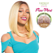 Sensationnel Synthetic Lace Front Wig Empress Edge 3Way Free Part Lace Wig Tulip