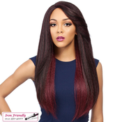 Its A Wig Synthetic Hair Lace Front Wig Swiss Lace Yadra