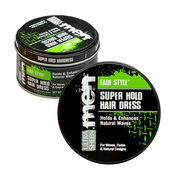 Ultra Sheen Mens Super Hold Hair Dress 3oz