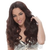 Janet Collection Virgin Remy Human Hair Weave 360 Crown Closure Body