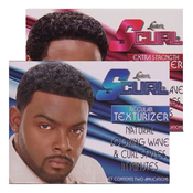 SCurl Texturizer Relaxer Kit