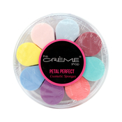The Creme Shop Petal Perfect Cosmetic Sponges 8pcs