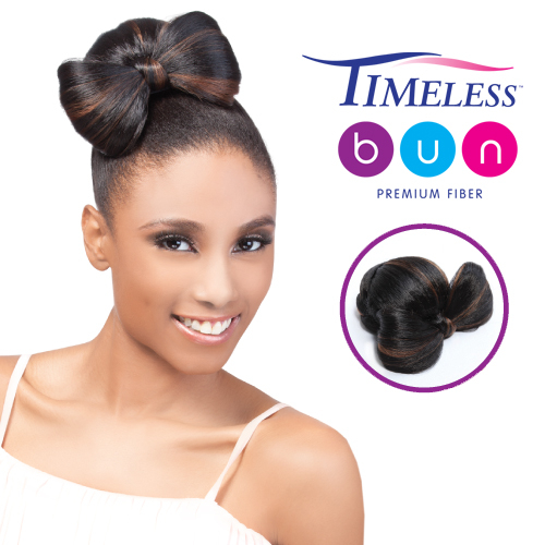 Outre Synthetic Hair Dome Timeless Bow Bun SamsBeauty - Hairstyle bun with bow