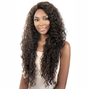 Motown Tress Synthetic Hair Lace Front Wig J Curve Lace Part LDPShore
