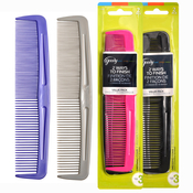 Goody Dresser Comb 2 Ways To Finish 2Pcs