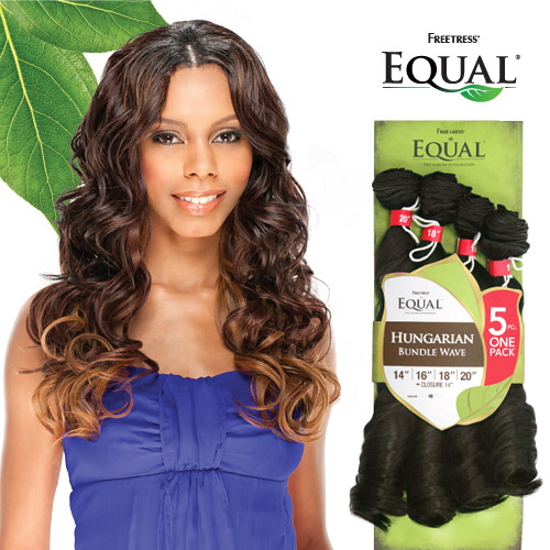 Freetress equal synthetic hair weave brazilian hungarian bundle hair color shown om23033 pmusecretfo Image collections