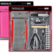 Trim 11Pcs Manicure Set Plus Designer Case