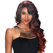 Royal Sis Synthetic Hair Wig Diva Collection Pre Tweezed Part Diva H Viola