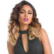 Sensationnel Synthetic Hair Half Wig Instant Weave Glam Series Esther