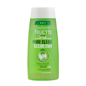 GARNIER Fructis Pure Clean Clear 2 in 1 Fortifying ShampooConditioner 17oz