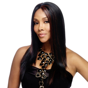 Vivica Fox Synthetic Lace Front Wig Air Capless ACLinda JavantV Style