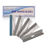 Gabriella Super Stainless Steel Hair Sharper Blades 5Pcs