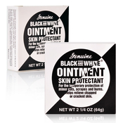 Black AMP; White Ointment