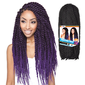 ISIS Synthetic Hair Braids A FriNaptural Montego Twist