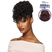 Outre Synthetic Hair Ponytail Timeless Pineapple Ponytail Softie