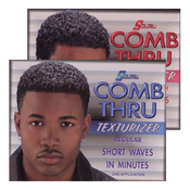 SCurl Comb Thru Texturizer Kit