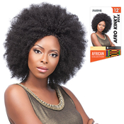 Sensationnel Synthetic Hair Braids African Collection Afro Kinky Bulk 12