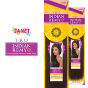 Janet Collection Indian Remy Human Hair Weave TRU Indian Remy Yaky Weaving