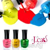 JCAT BEAUTY Perfect Coat Nail Polish