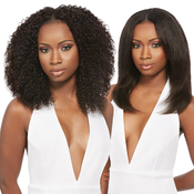 Outre Simply NonProcessed Human Hair Weave 1 Pack Solution Perfect 7 WetAMP;Wavy Baby Curly