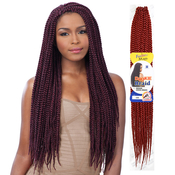 FreeTress Synthetic Hair Crochet Braid Medium Dookie Braids Box Braids