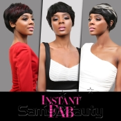 Instant Fab Remi Human Hair Wig Perfect 27