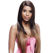 Vanessa Synthetic Hair Wig Super CSide Lace Part Gem