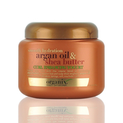 Organix Smooth Hydration Argan Oil AMP; Shea Butter Curl Enhancing Yogurt 8oz