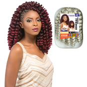 Sensationnel Synthetic Kanekalon Hair Crochet Braids African Collection Senegal Bounce 40
