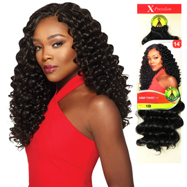 Outre synthetic hair crochet braids x pression braid 4 in 1 loop hair color shown 2 urmus Image collections