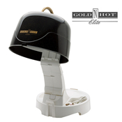 GOLD N HOT Elite Ionic FullHood 1875 Watt Professional Dryer