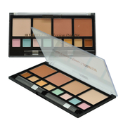 Beauty Treats Ultimate Complexion Palette Powder AMP; Concealer