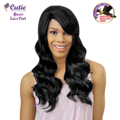 New Born Free Synthetic Lace Front Wig Cutie Smart Lace CTS107