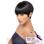 OUTRE Synthetic Hair Half Wig Quick Weave Complete Cap Acacia