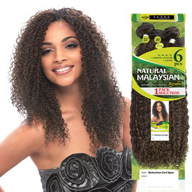 Janet collection synthetic hair weave noir natural malaysian hair color shown 430 samsbeauty pmusecretfo Gallery
