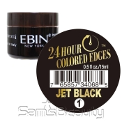 EBIN New York 24 Hour Colored Edges 05oz