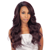 FreeTress Equal Synthetic Lace Front Wig Brazilian Natural Collection Lace Deep Invisible L Part Danity