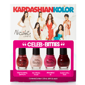 Nicole by OPI Kardashian Kolor CelebBitties Mini Nail Polish Set