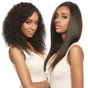 Outre Simply NonProcessed Human Hair Weave 1 Pack Solution Perfect 7 WetAMP;Wavy Sexy Curly