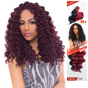 Harlem125 Synthetic Hair Braids Kima Braid Ripple Deep 14