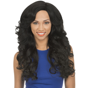 New Born Free Synthetic Lace Front Wig Curved Part Magic Lace MLC 180