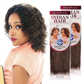 Modelmodel Indian Human Hair Weave Dream Weaver Wet Wavy Wave