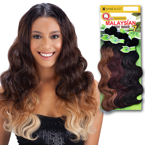 Malaysian Body Wave Hair Weave
