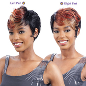 ModelModel Equal Synthetic Hair Wig Lace Perfect Double Part Wig Geneve