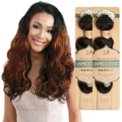 Bobbi Boss Unprocessed 100 Virgin Human Hair Weave Bonela Body Wave