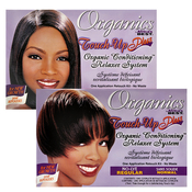 Africas Best Organics TouchUp Plus Organic Conditioning Relaxer SystemChoose Your Type